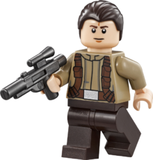 Lego Resistance Soldier 1