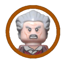 Walter Starheart Character Icon