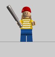 Ness Lego