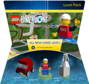 LEGO Island Level Pack
