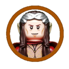 Elrond Character Icon