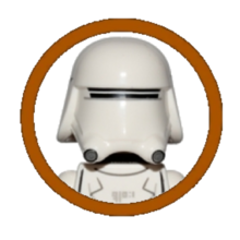 First Order Snowtrooper (Kama) Character Icon