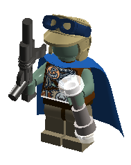 Sharpshooter captain