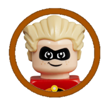 Dash Parr Character Icon
