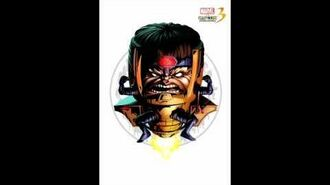 Marvel vs Capcom 3 - Theme of M.O.D.O.K..K