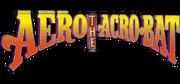 Aero the Acro-Bat Logo