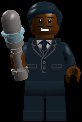 Agent J Smashupmashups Lego Dimensions Customs Community