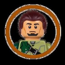 Kanan Jarrus Character Icon