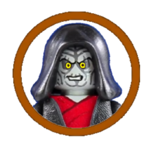 Darth Sidious Character Icon