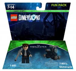 T-800 Fun Pack