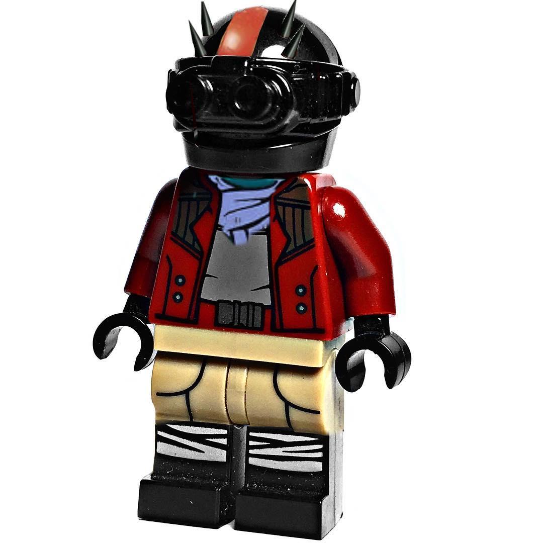 Rust Lord Hjonesjr Lego Dimensions Customs Community