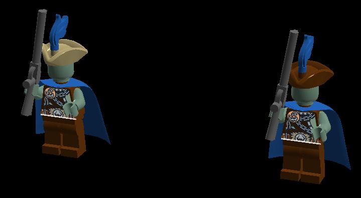 Riflemen captain