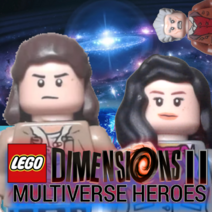 LEGO Dimensions 2- Multiverse Heroes Poster