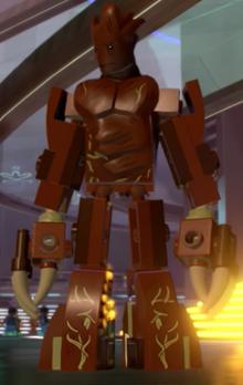 Adult Groot
