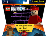 Atari Classics Level Pack (DimensionalVoyage)
