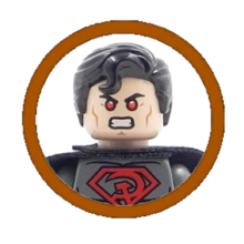 Red Son Superman Character Icon