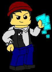 LEGO Delsin Rowe, Video Power