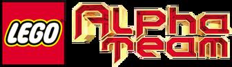 Lego alpha team logo