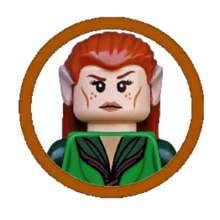 Tauriel Character Icon