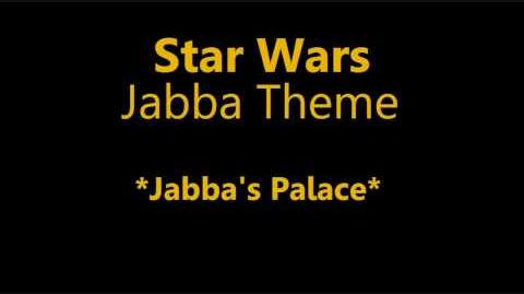 Star Wars Jabba Theme part 1