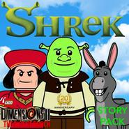 Shrek Story Pack