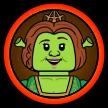 Princess Fiona Character Icon