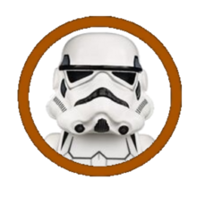 Stormtrooper Character Icon