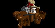 Sabeoteur Cart Escape