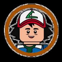 Ash Ketchum Character Icon