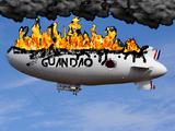 Airship Ambush (Trigger Happy the Gremlin)
