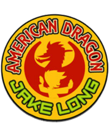 American Dragon Jake Long Logo
