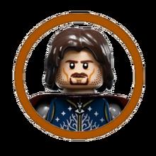 Aragorn Character Icon