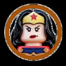 Wonder Woman (God of War) Character Icon