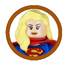 Supergirl Character Icon
