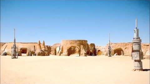 John Wiliams - Tatooine Theme