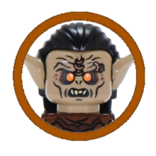 Mordor Orc Character Icon
