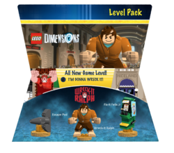 Wreck-It Ralph Level Pack