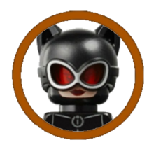 Catwoman Character Icon