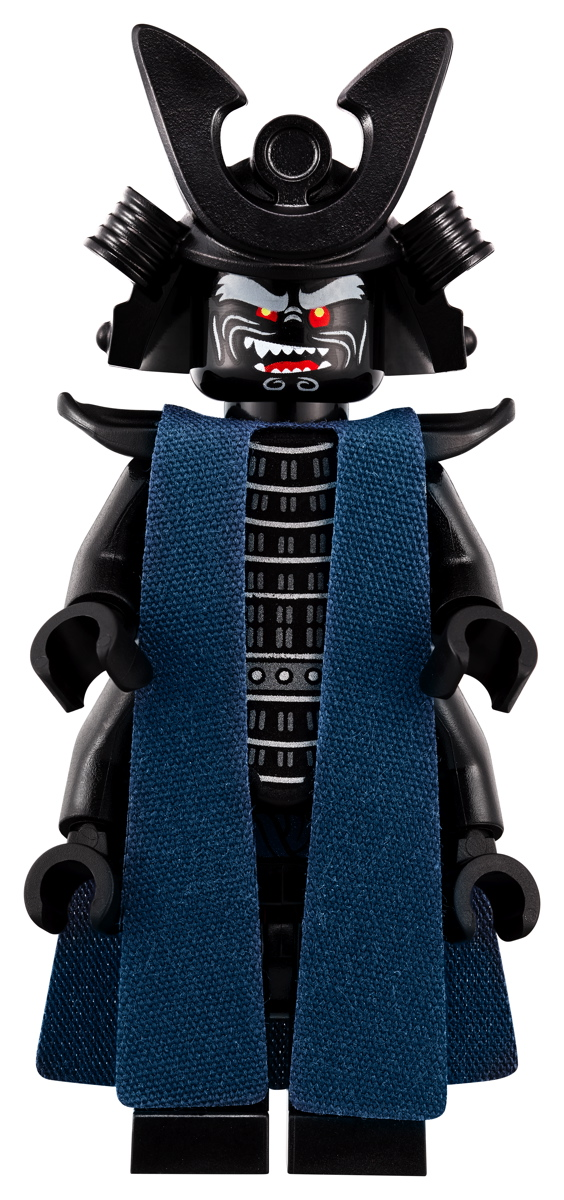 Lord Garmadon Realgametime Lego Dimensions Customs