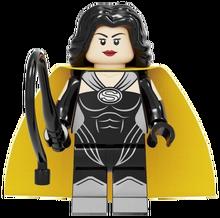 Superwoman physical minifigure