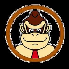 Donkey Kong Character Icon