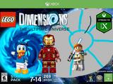 LEGO Dimensions 2: The Ultimate Universe (LEGOnerd 7.0)