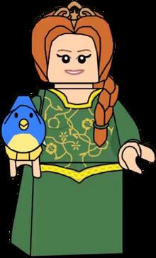 Princess Fiona (Human)