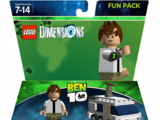 Ben 10 Fun Pack (Xsizter)