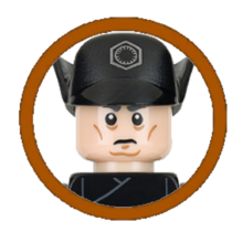 First Order General Character Icon