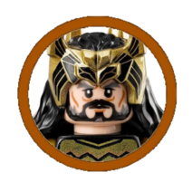 Thorin Oakenshield Character Icon