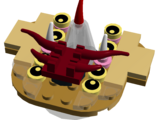 Spikey Strikey (Trigger Happy the Gremlin)