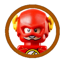 The Flash Character Icon