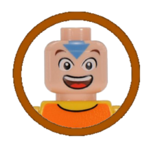 Aang Character Icon