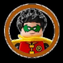 Robin Character Icon